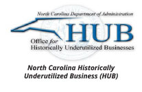 North Carolina Historically Underutilized Business (HUB)
